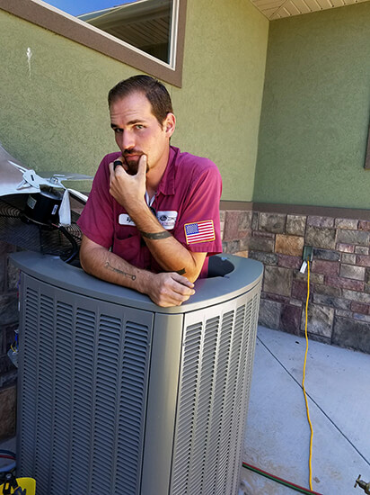 Capable AC Repair Services in Limon